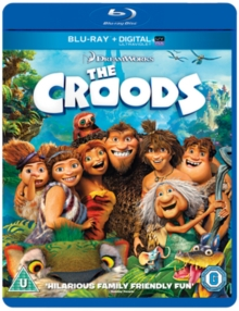 The Croods, Blu-ray