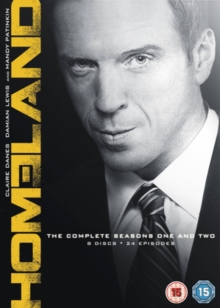 Homeland: The Complete Seasons One and Two, DVD