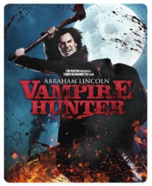 Abraham Lincoln - Vampire Hunter, Blu-ray
