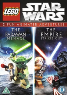 LEGO Star Wars: The Padawan Menace/The Empire Strikes Out, DVD