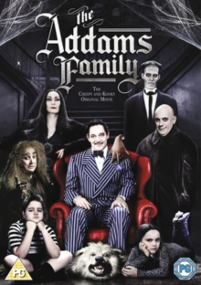 The Addams Family, DVD DVD