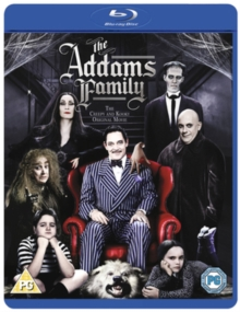 The Addams Family, Blu-ray BluRay