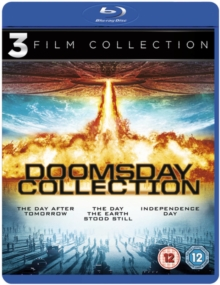 The Day the Earth Stood Still/Day After Tomorrow/Independence Day, Blu-ray