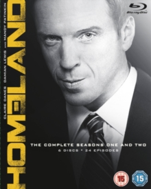 Homeland: The Complete Seasons One and Two, Blu-ray