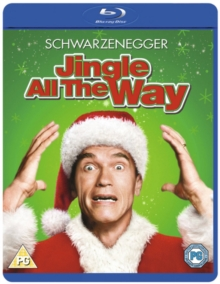 Jingle All the Way, Blu-ray