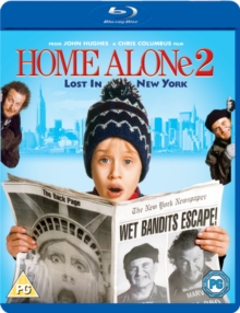 Home Alone 2 - Lost in New York, Blu-ray