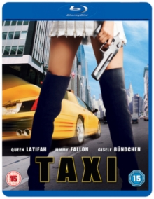 Taxi, Blu-ray  BluRay