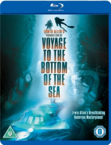 Voyage to the Bottom of the Sea, Blu-ray  BluRay