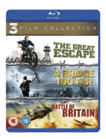 A   Bridge Too Far/The Great Escape/Battle of Britain, Blu-ray