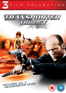 The Transporter Trilogy, DVD