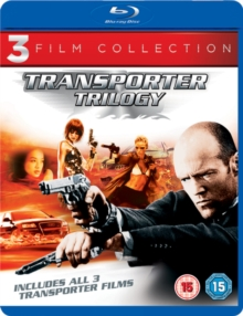 The Transporter Trilogy, Blu-ray