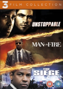 Unstoppable/Man On Fire/The Siege, DVD  DVD