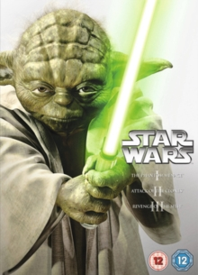 Star Wars Trilogy: Episodes I, II and III, DVD