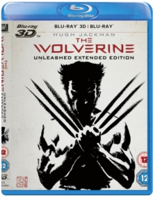 The Wolverine, Blu-ray