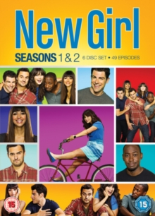 New Girl: Seasons 1-2, DVD