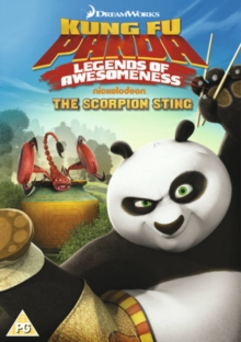 Kung Fu Panda: Legends of Awesomeness - Volume 2, DVD