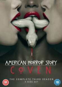 American Horror Story: Coven - The Complete Third Season, DVD