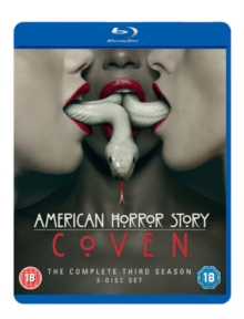 American Horror Story: Coven - The Complete Third Season, Blu-ray