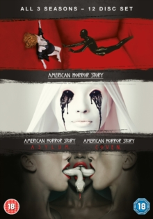 American Horror Story: All Three Seasons, DVD
