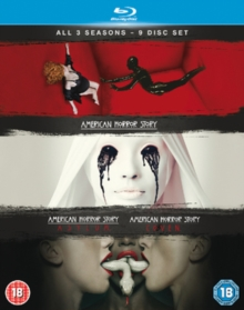 American Horror Story: All Three Seasons, Blu-ray