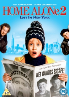 Home Alone 2 - Lost in New York, DVD