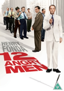 12 Angry Men, DVD