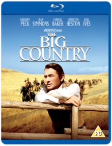The Big Country, Blu-ray