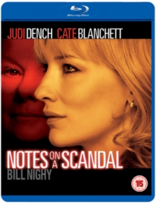 Notes On a Scandal, Blu-ray