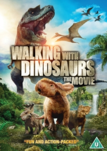 Walking With Dinosaurs, DVD