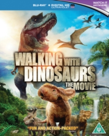 Walking With Dinosaurs, Blu-ray