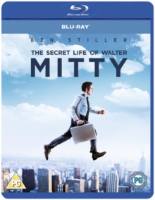 The Secret Life of Walter Mitty, Blu-ray
