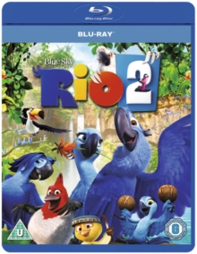 Rio 2, Blu-ray  BluRay