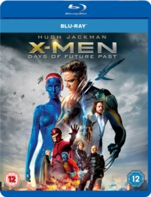 X-Men: Days of Future Past, Blu-ray
