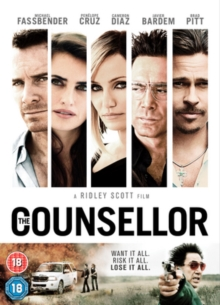 The Counsellor, DVD