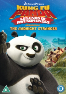 Kung Fu Panda: Legends of Awesomeness - Volume 3, DVD  DVD