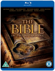 The Bible... In the Beginning, Blu-ray
