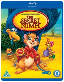The Secret of Nimh, Blu-ray