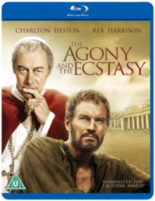 The Agony and the Ecstasy, Blu-ray