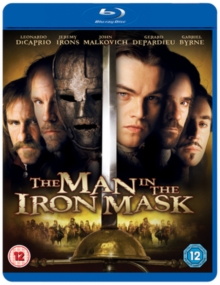 The Man in the Iron Mask, Blu-ray