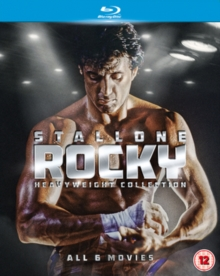 Rocky: The Complete Saga, Blu-ray  BluRay