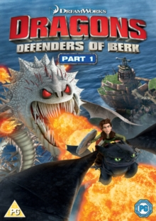 Dragons: Defenders of Berk - Part 1, DVD