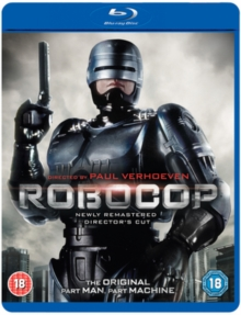 Robocop, Blu-ray  BluRay