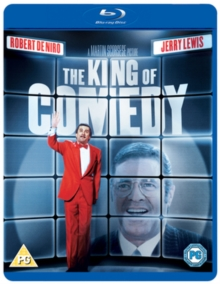 The King of Comedy, Blu-ray