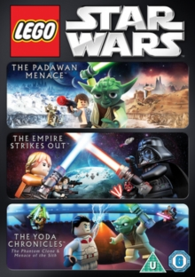 LEGO Star Wars: Collection, DVD