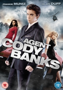 Agent Cody Banks, DVD  DVD