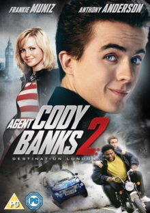 Agent Cody Banks 2 - Destination London, DVD