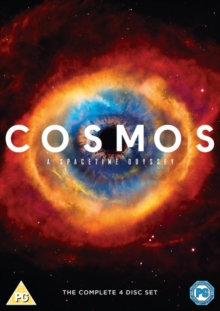Cosmos - A Spacetime Odyssey: Season One, DVD