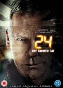 24: Live Another Day, DVD