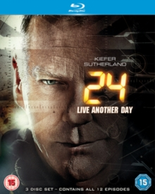 24: Live Another Day, Blu-ray