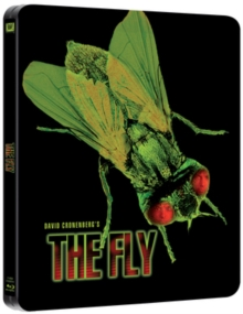 The Fly, Blu-ray